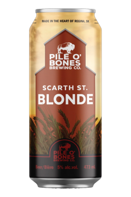 Scarth Street Blond Ale
