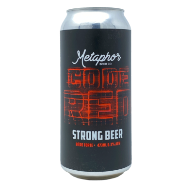 Code Red Strong Beer