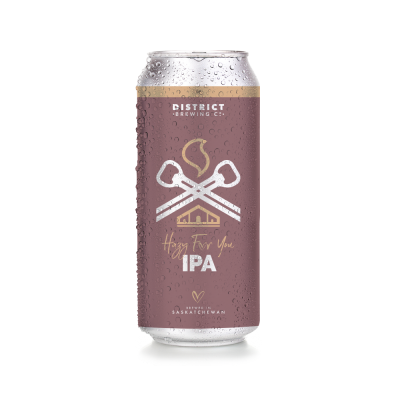 Hazy For You IPA
